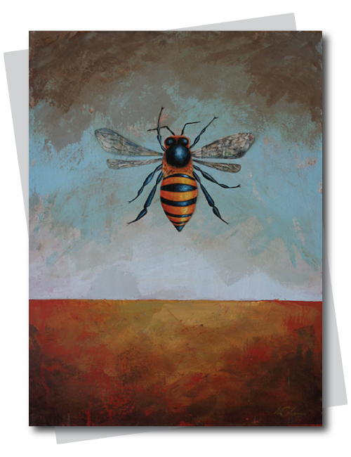 BeePainting_Graphic